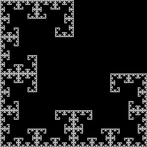 T-square-fraktalen